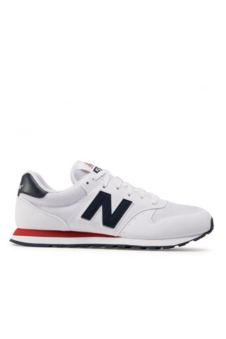 NEW BALANCE NBGM500SWBMESH WHITE/NAVY/RED
